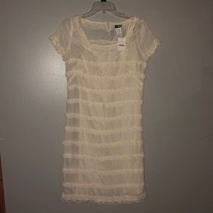 NWT fully lined J Crew dress.